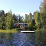 Vuokramökki Villa Ollinniemi