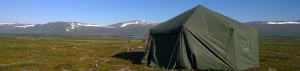 jsp-teltta lapissa